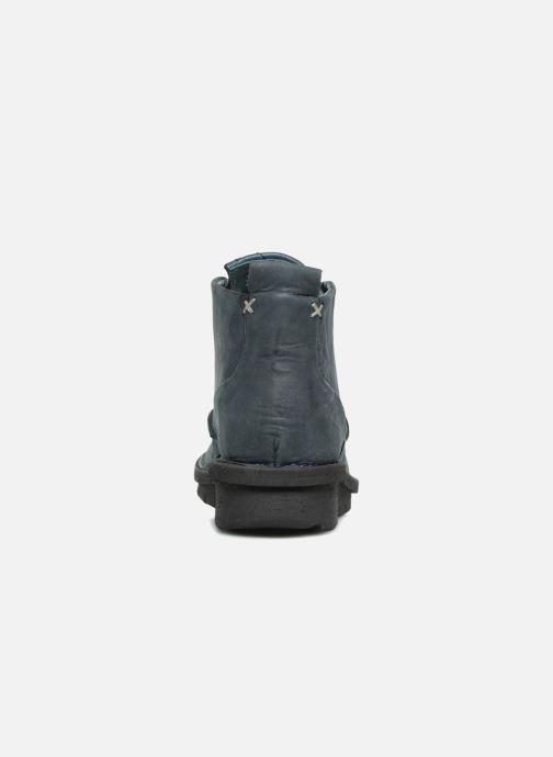 Bottines et boots Khrio Polacco Bleu vue droite
