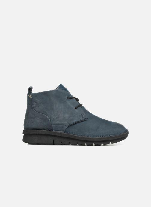 Bottines et boots Khrio Polacco Bleu vue derrière