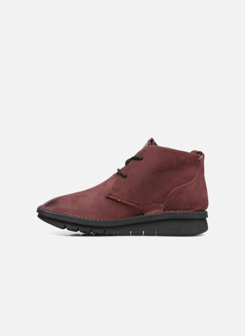 Bottines et boots Khrio Polacco Rouge vue face
