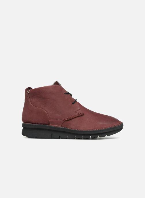 Bottines et boots Khrio Polacco Rouge vue derrière