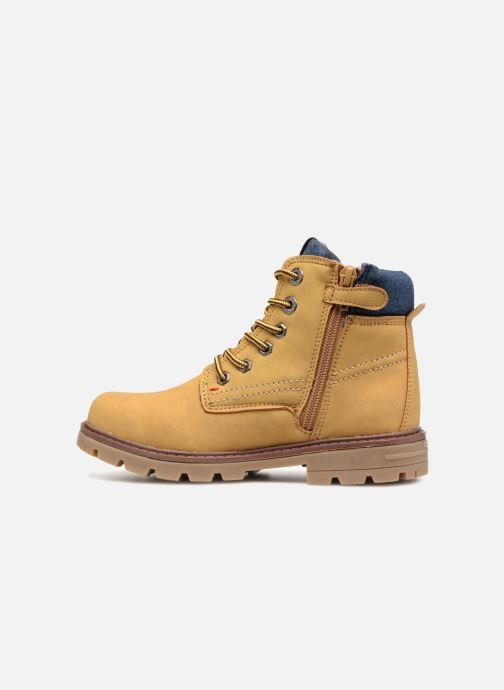 Bottines et boots Levi's Forest Jaune vue face