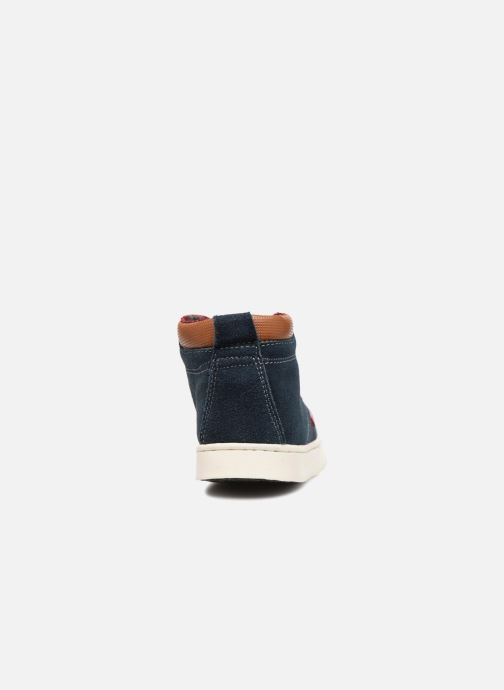 Trainers Levi's Cambridge Blue view from the right