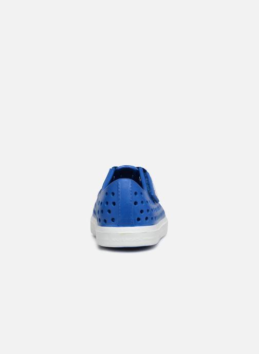 Baskets Skechers GuzmanSeeperz Bleu vue droite