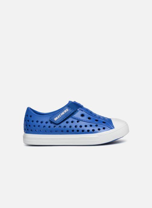 Baskets Skechers GuzmanSeeperz Bleu vue derrière