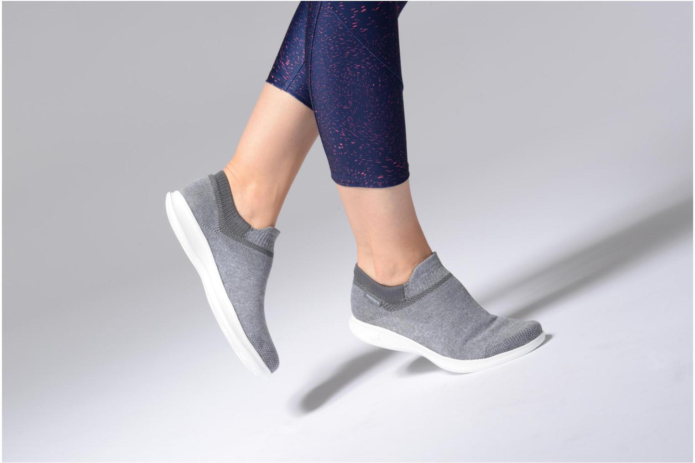 Sneakers Skechers Go step lite/ Ultrasock Grå bild från under
