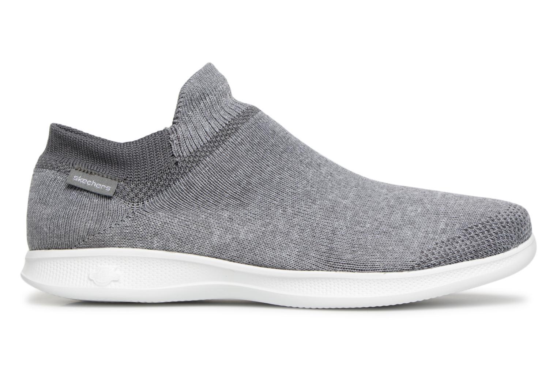 Sneakers Skechers Go step lite/ Ultrasock Grå bild från baksidan