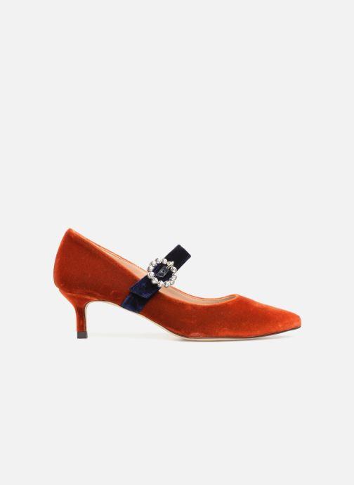 Zapatos de tacón L.K. Bennett Eira Naranja vistra trasera
