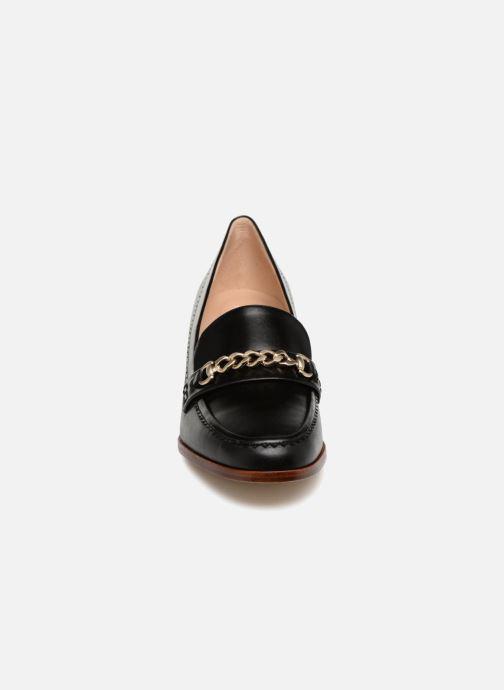 Mocassins L.K. Bennett Retta Noir vue portées chaussures