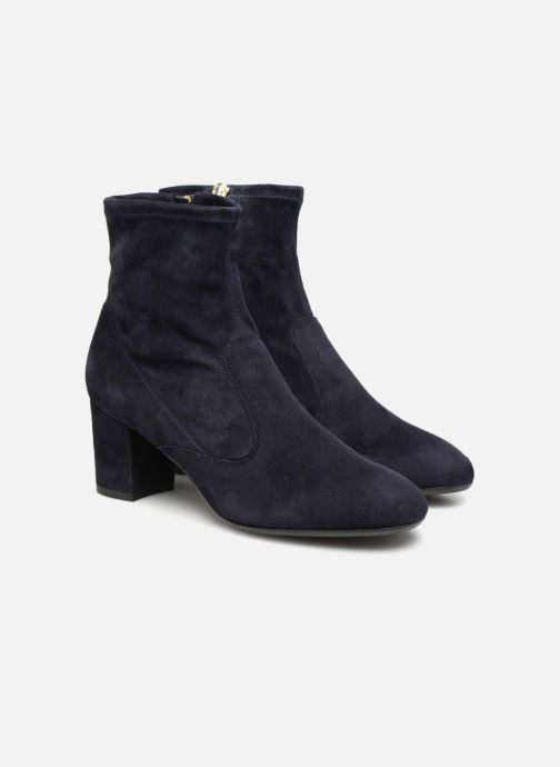 Bottines et boots L.K. Bennett Alexis Bleu vue 3/4