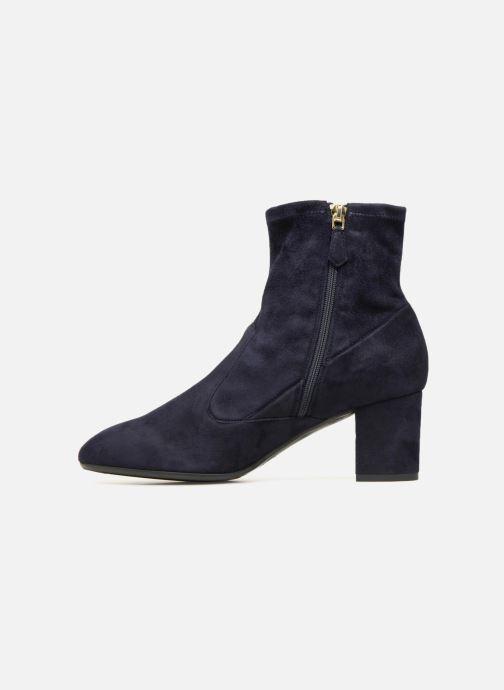 Bottines et boots L.K. Bennett Alexis Bleu vue face