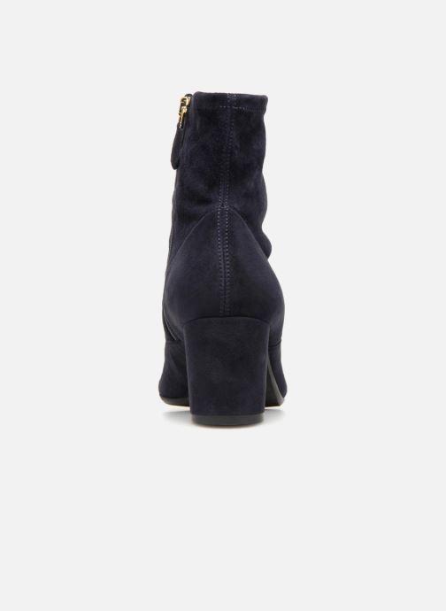 Bottines et boots L.K. Bennett Alexis Bleu vue droite