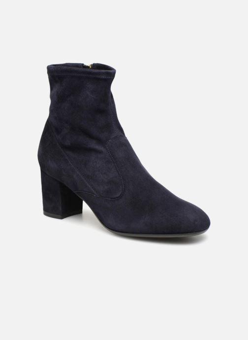 Bottines et boots L.K. Bennett Alexis Bleu vue détail/paire