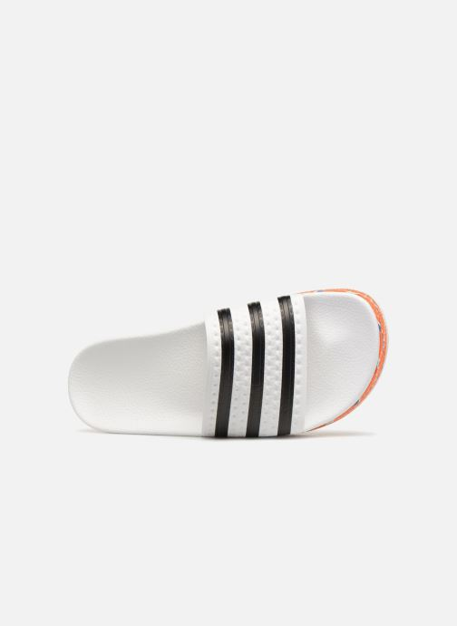 Wedges adidas originals Adilette New Bold W Wit links