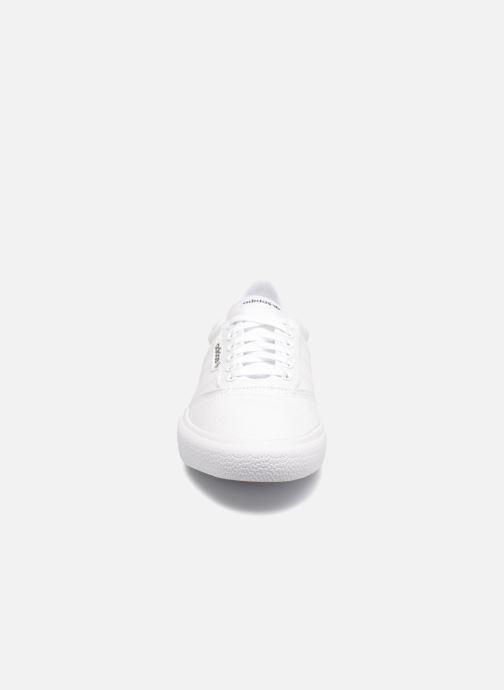 Baskets adidas originals 3Mc Blanc vue portées chaussures
