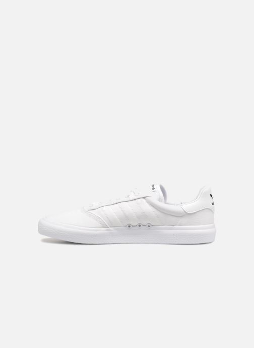 Sneaker adidas originals 3Mc weiß ansicht von vorne