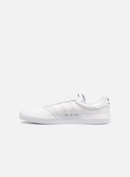 Sneakers adidas originals 3Mc Bianco immagine frontale