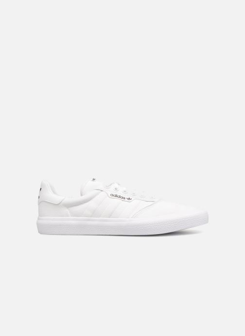 Baskets adidas originals 3Mc Blanc vue derrière