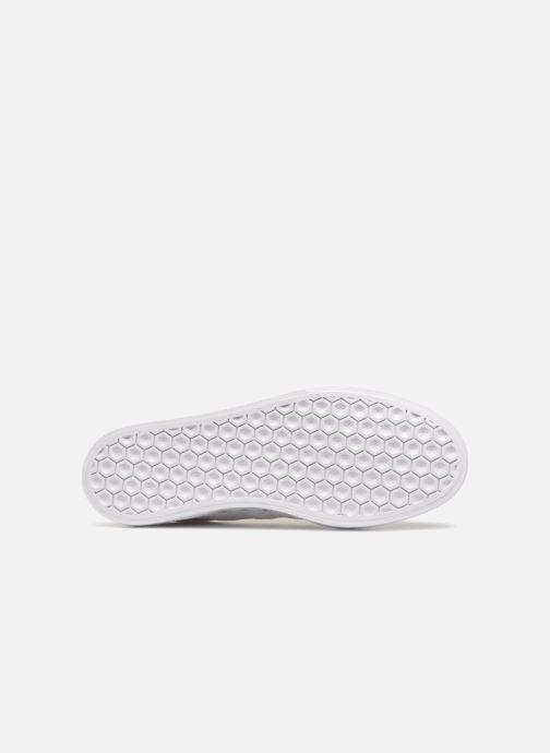Baskets adidas originals 3Mc Blanc vue haut