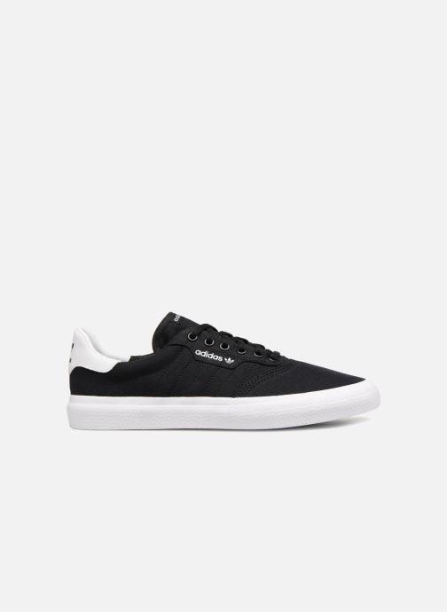 Baskets adidas originals 3Mc Noir vue derrière