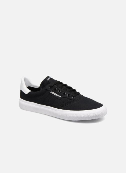 Baskets adidas originals 3Mc Noir vue détail/paire