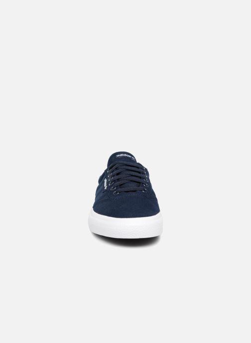 Trainers Adidas Originals 3Mc Blue model view