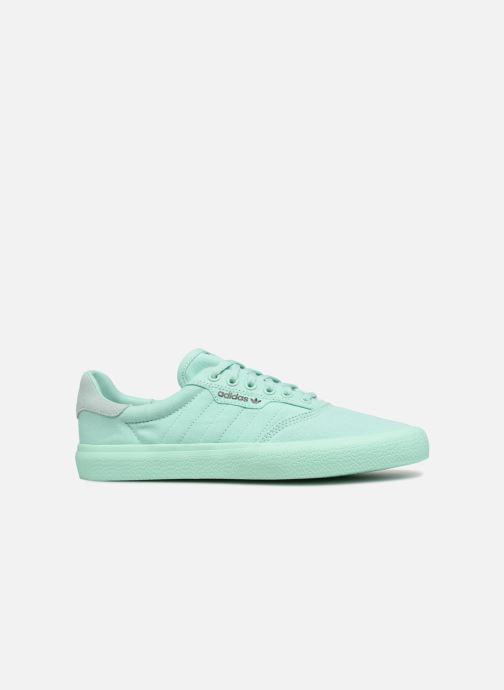 Sneaker Adidas Originals 3Mc blau ansicht von hinten