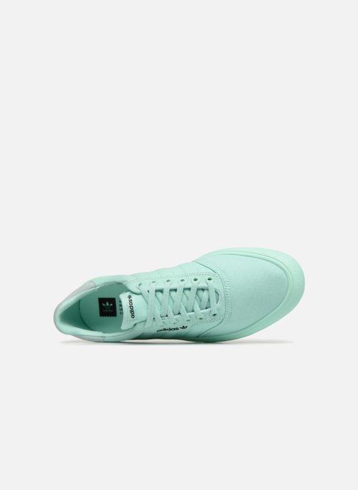 Sneaker Adidas Originals 3Mc blau ansicht von links