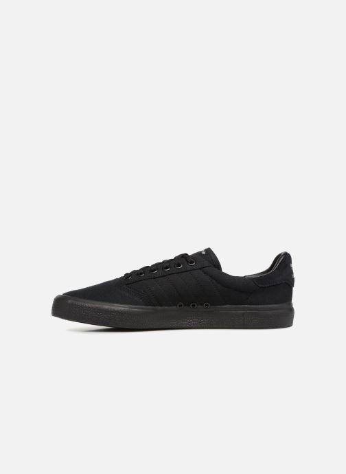 Sneakers adidas originals 3Mc Nero immagine frontale