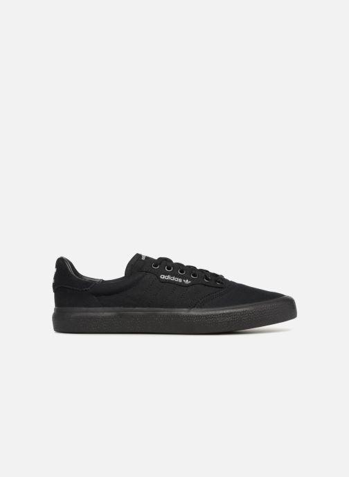 Sneakers adidas originals 3Mc Zwart achterkant