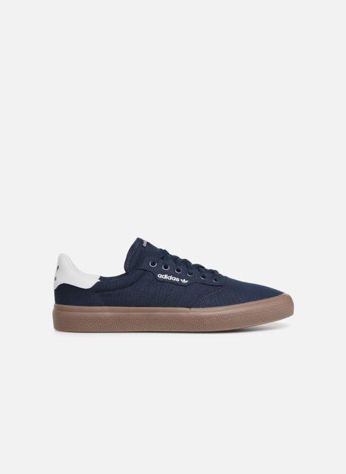 Baskets adidas originals 3Mc Bleu vue derrière