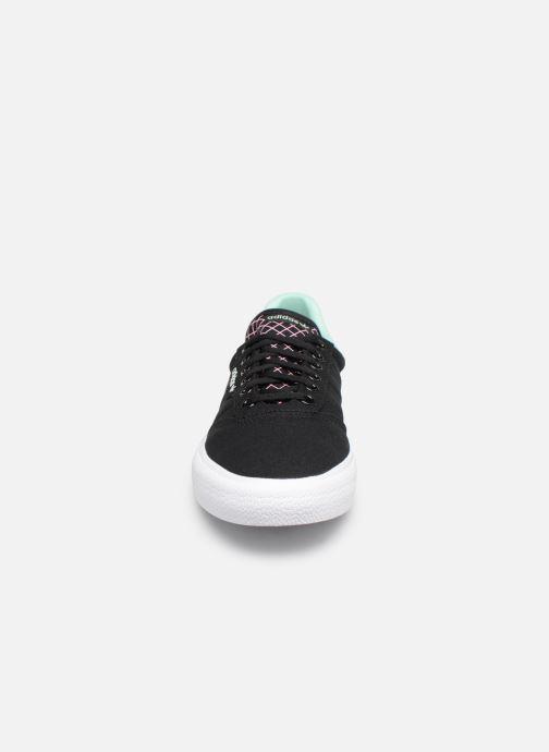 Sneakers adidas originals 3Mc Svart bild av skorna på