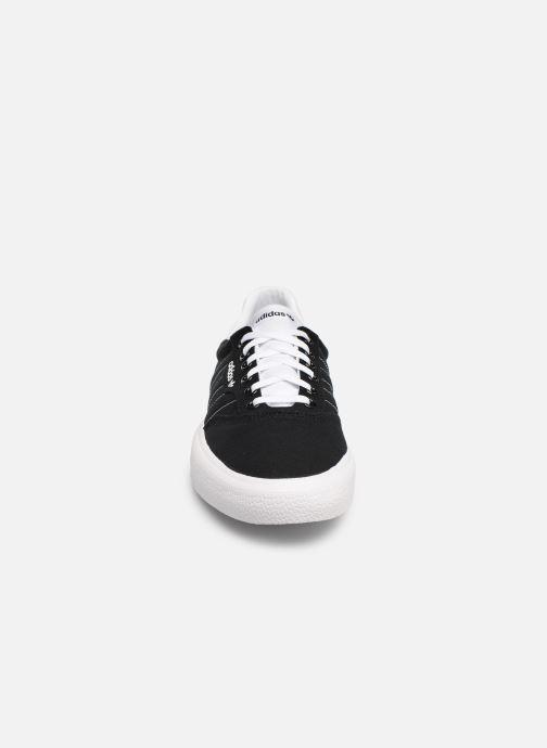 Trainers adidas originals 3Mc Black model view