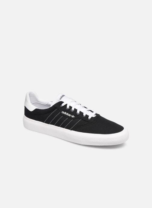 Trainers adidas originals 3Mc Black detailed view/ Pair view
