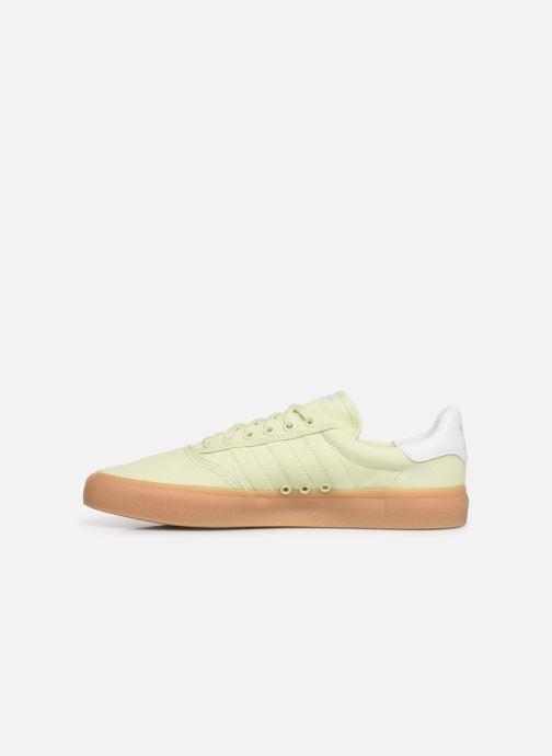 Sneaker adidas originals 3Mc grün ansicht von vorne