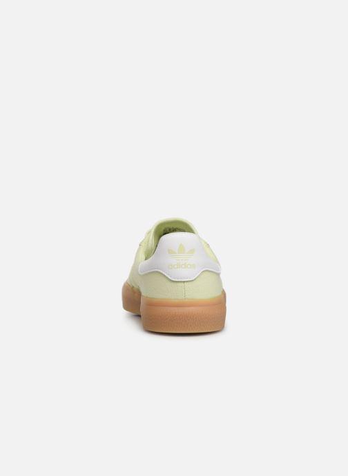 Sneaker adidas originals 3Mc grün ansicht von rechts