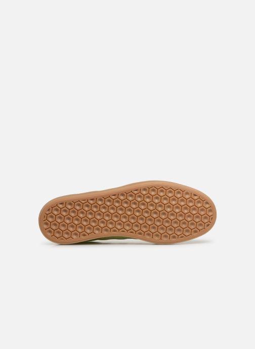 Sneaker adidas originals 3Mc grün ansicht von oben