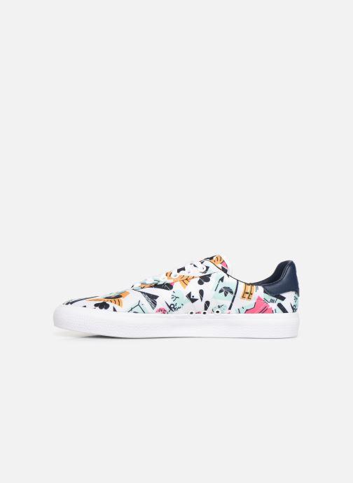 Sneakers adidas originals 3Mc Wit voorkant