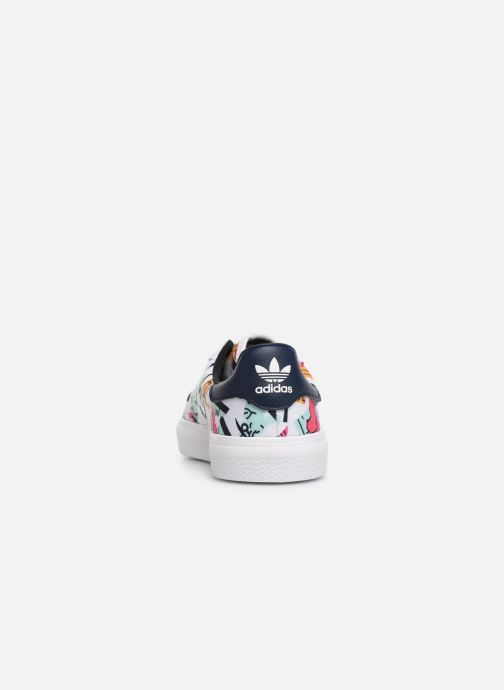 Trainers adidas originals 3Mc White view from the right