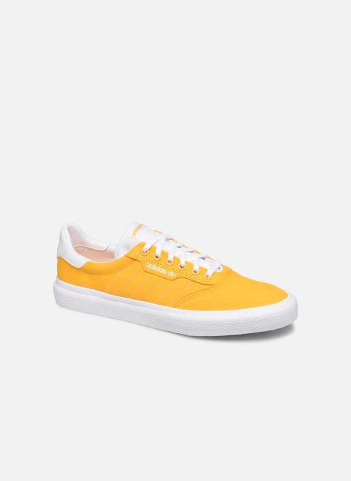 Deportivas adidas originals 3Mc Amarillo vista de detalle / par