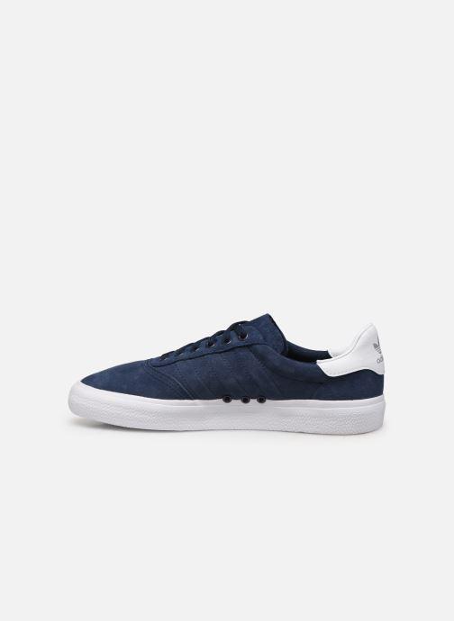 Sneakers adidas originals 3Mc Blauw voorkant