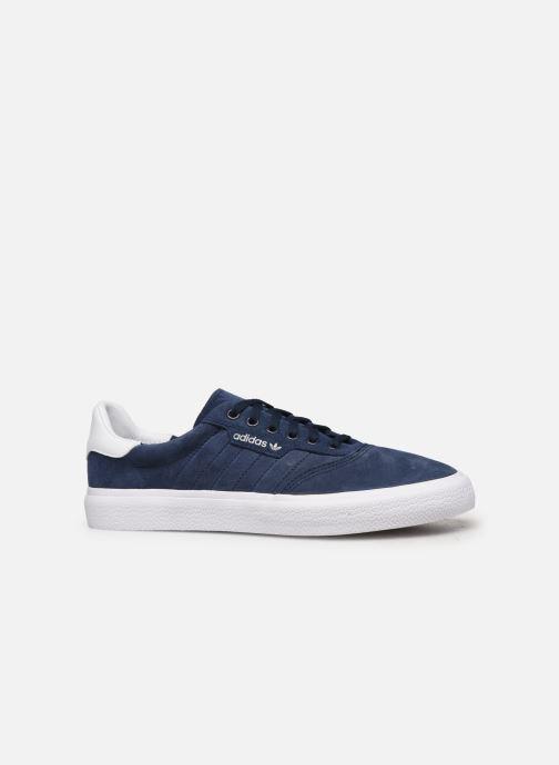 Sneakers adidas originals 3Mc Blauw achterkant