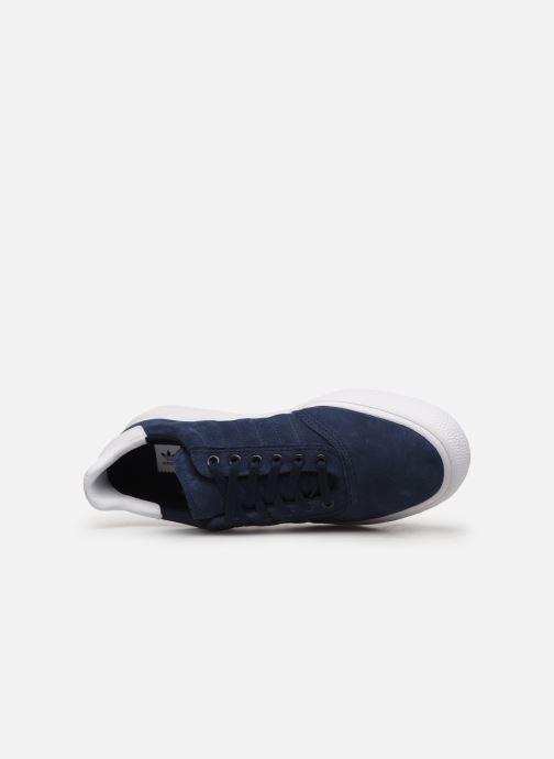 Sneakers adidas originals 3Mc Blauw links