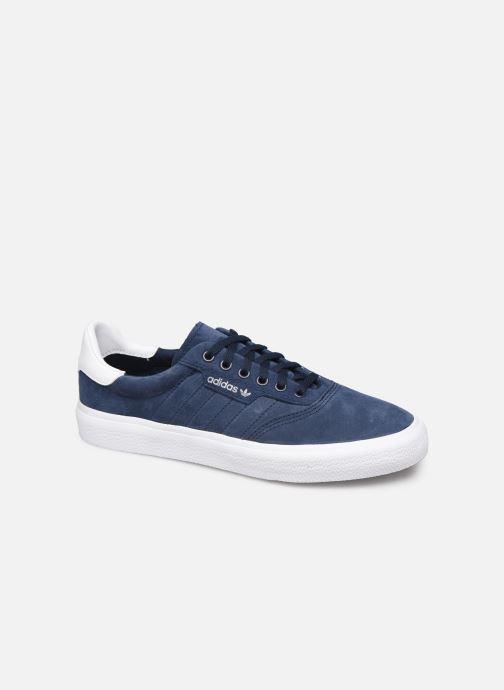 Baskets adidas originals 3Mc Bleu vue détail/paire