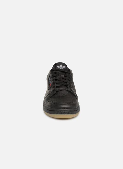 Trainers adidas originals Continental 80 Black model view