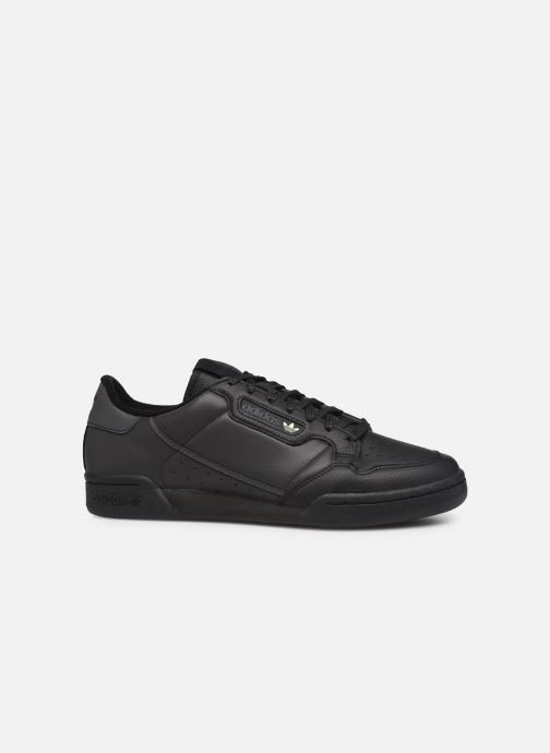 Sneakers adidas originals Continental 80 Nero immagine posteriore
