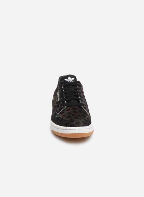 Sneakers adidas originals Continental 80 Zwart model