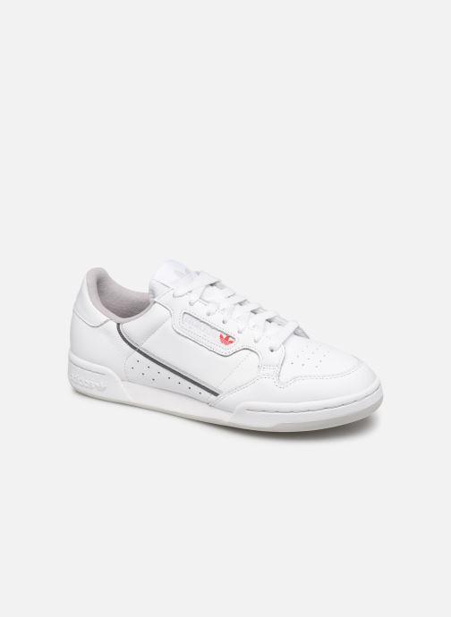 495ca7db1c35a adidas originals Continental 80 (White) - Trainers chez Sarenza (391774)