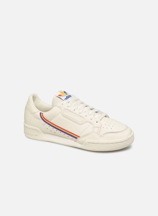 Sneaker adidas originals Continental 80 weiß detaillierte ansicht/modell