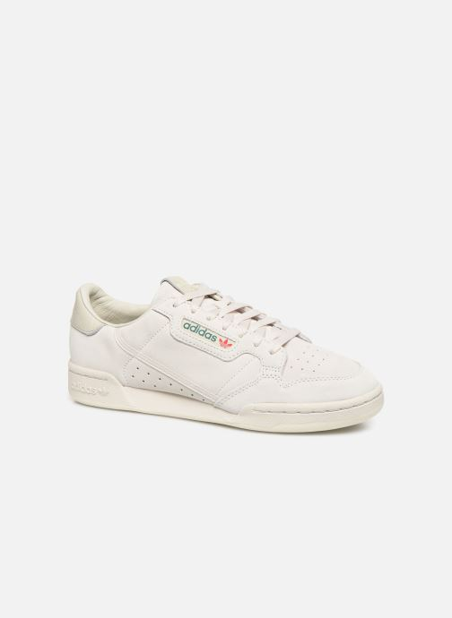 adidas originals Continental 80 Sneakers 1 Beige hos Sarenza