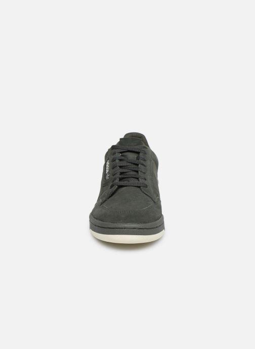 Baskets adidas originals Continental 80 Vert vue portées chaussures